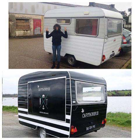 caravane food truck dm service. Black Bedroom Furniture Sets. Home Design Ideas